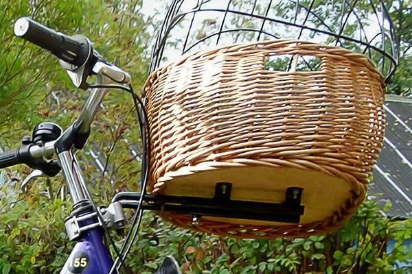 Fahrradverleih zingst juchatz - Fahrrad hundekorb ...